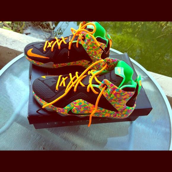 abe82b277e7 Lebron James 12 Nike. M 5bdbe418fe515136b5ae64c1